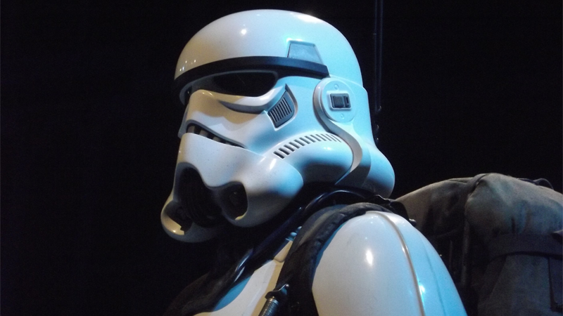 The Shiny New (And Old) Stormtroopers Of Rogue One