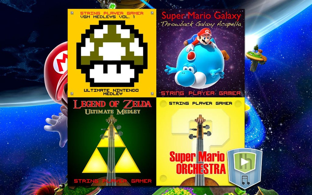 The Nintendo Playlist