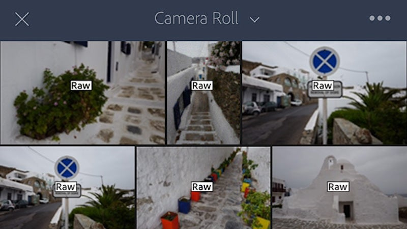 Adobe Lightroom Now Supports RAW Files On iOS, Manual Shooting On Android