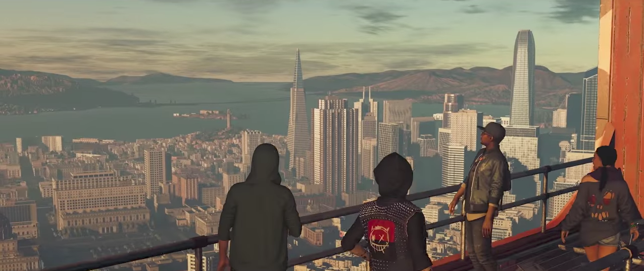 Watch Dogs   Player Co Op Announced