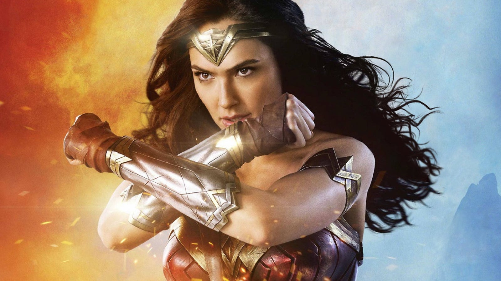 Do Not Watch These Two New Wonder Woman Clips, Because They Are Too Awesome
