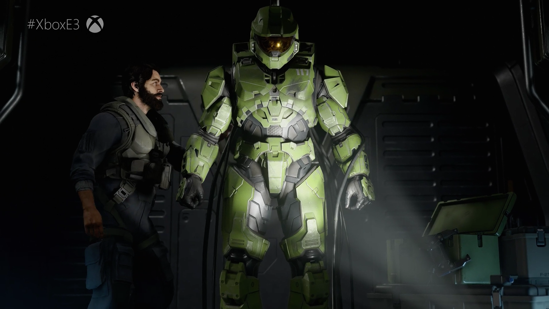 A Brand New Look At Halo Infinite, Which Will Be An Xbox Scarlett Launch Title