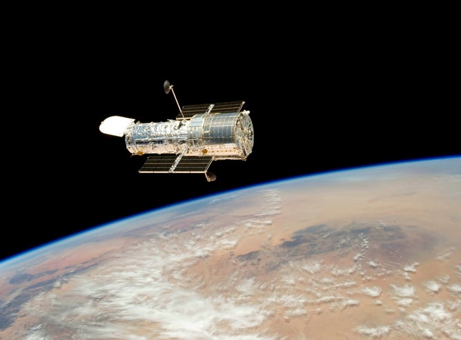 Hubble's Chief Scientist Explains How the Telescope Got Off the Ground