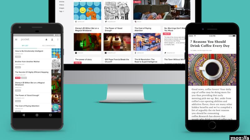 Mozilla Buys Bookmarking Service Pocket