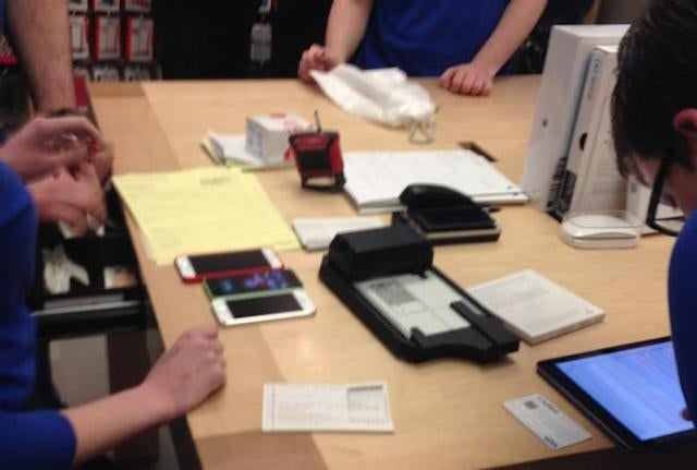 Apple Store's New Credit Card Tech Is Its Most Reliable Yet