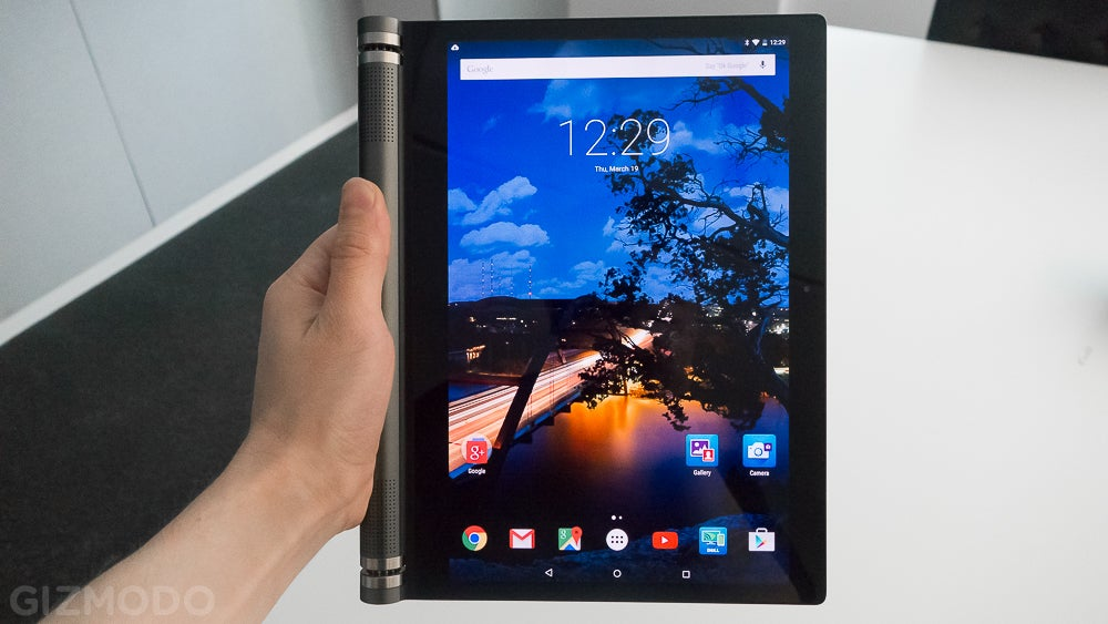 Dell's Android Tab for Work Looks Great -- If That's a Thing You Want