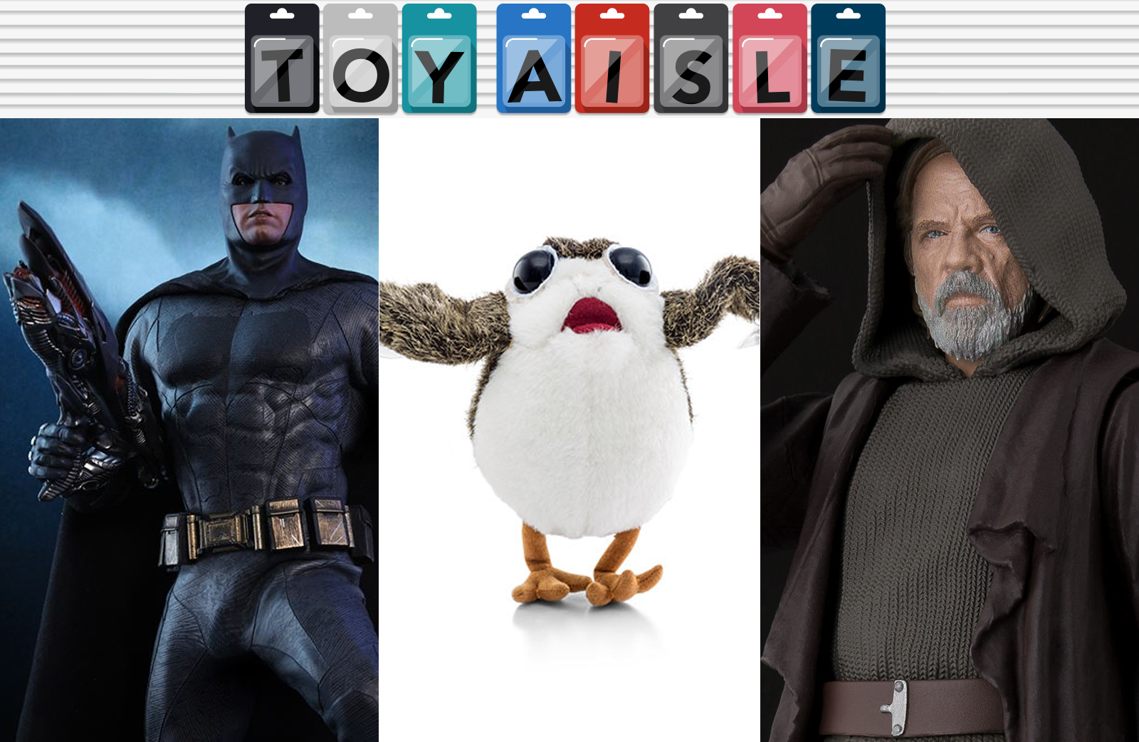 Porg Dominance Continues, And More Of The Best Toys Of The Week