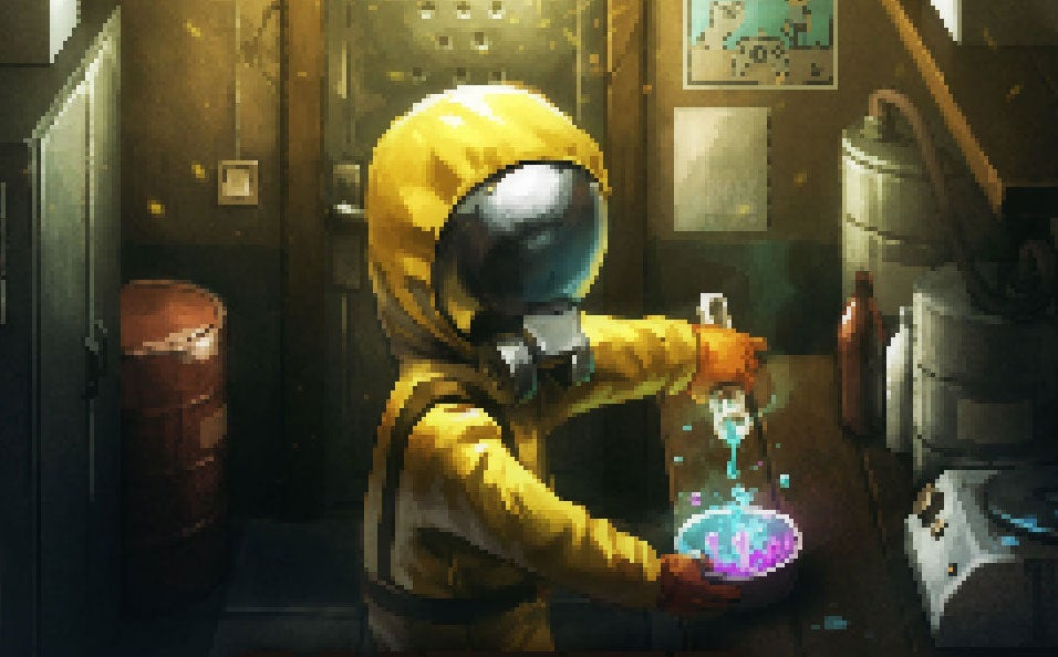Basement Is Basically Breaking Bad: The Video Game