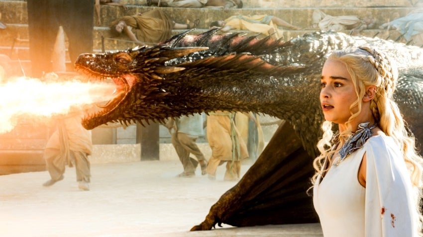 Game Of Thrones' Wildest Stunt Flamebroiled 20 People In A Single Day