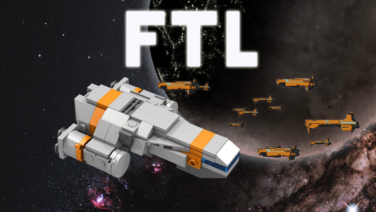 Free Expansion and iPad Port for Space Roguelike FTL Arrive Next Week