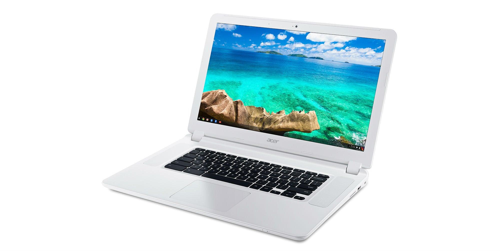 Acer's Chromebook 15 Is Honkin' Huge