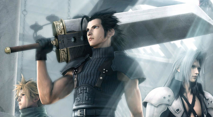 It's Time For A Crisis Core: Final Fantasy VII Remaster