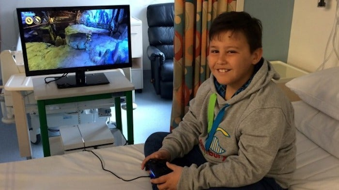Thieves Steal Playstation 4 From Children S Cancer Ward In