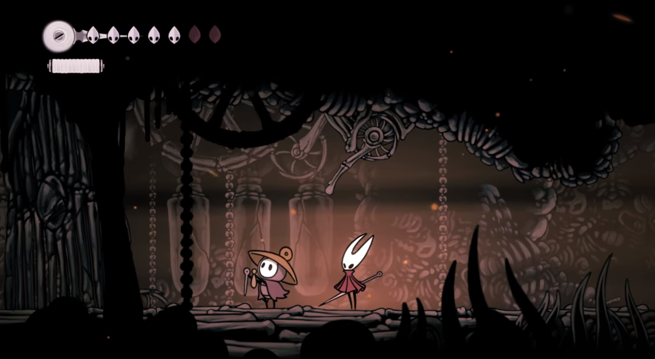 Hollow Knight Is Getting A Full Sequel