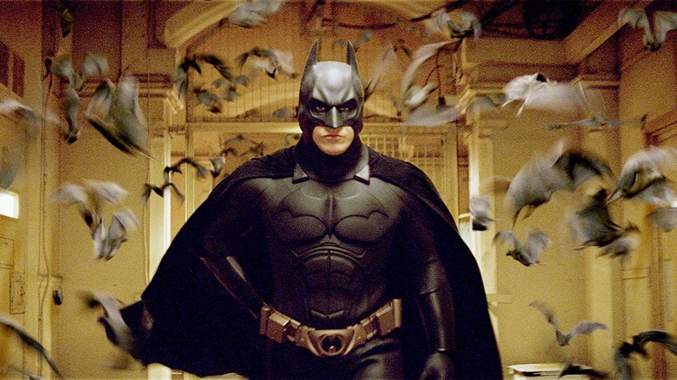 Burton's Batman and Nolan's Batman Begins Complement Each Other Perfectly