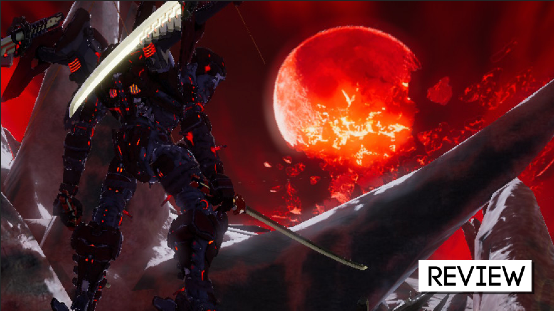 Daemon X Machina: The Kotaku Review