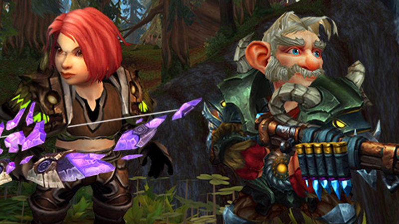Gnomes Can Be Hunters In World of Warcraft: Legion