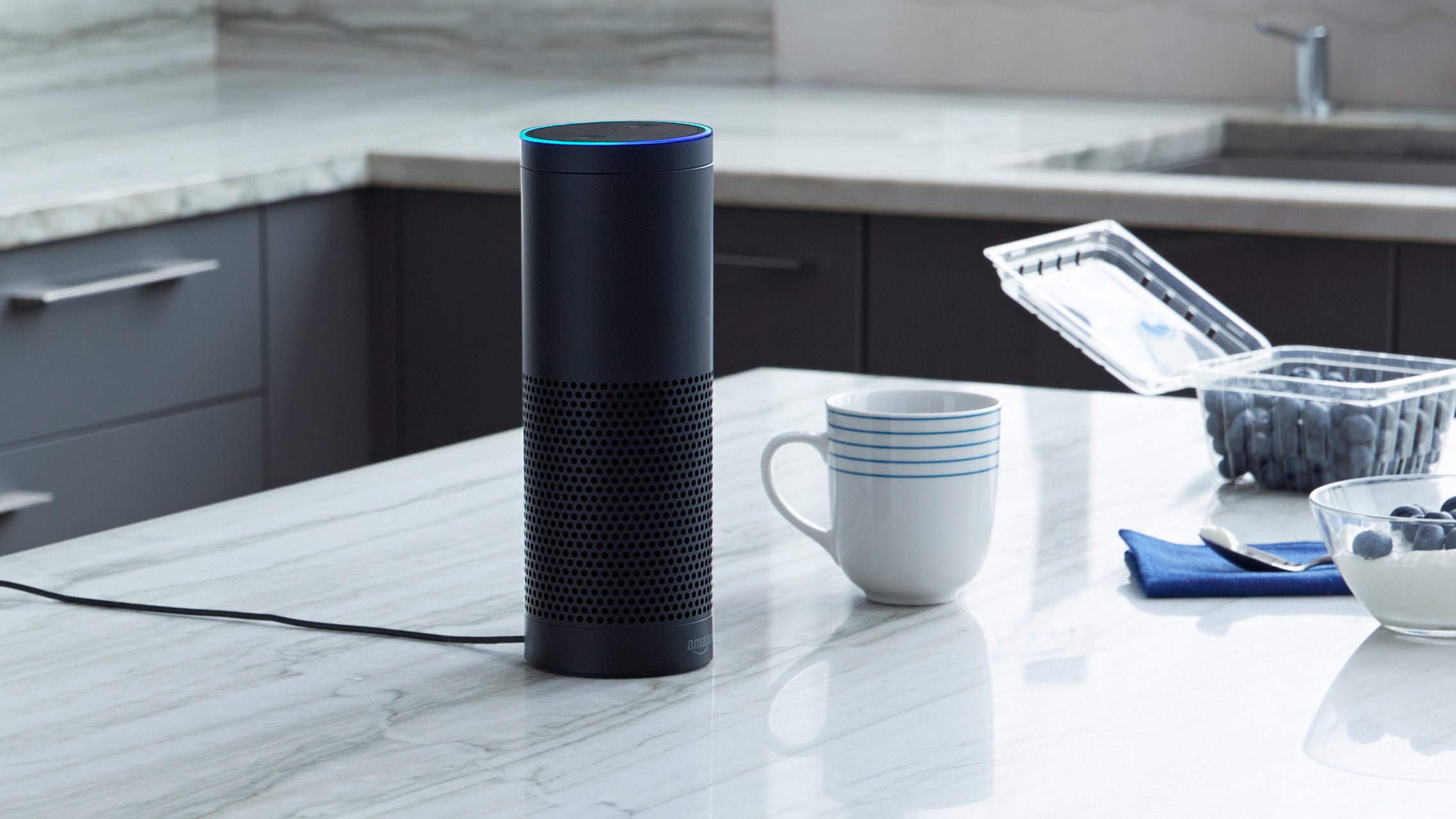 Amazon's Next Echo Sounds Weird