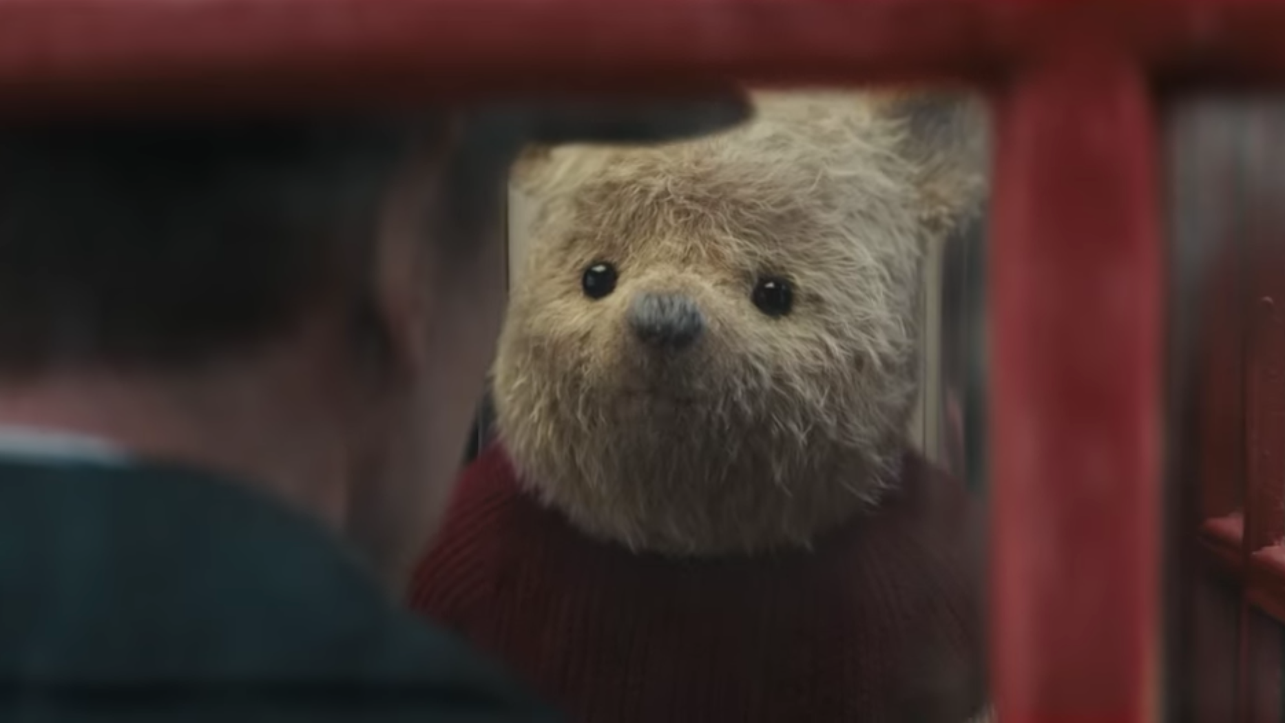 Pooh Reminds Us That We All Could Use A Little Playtime In The Latest Christopher Robin Trailer