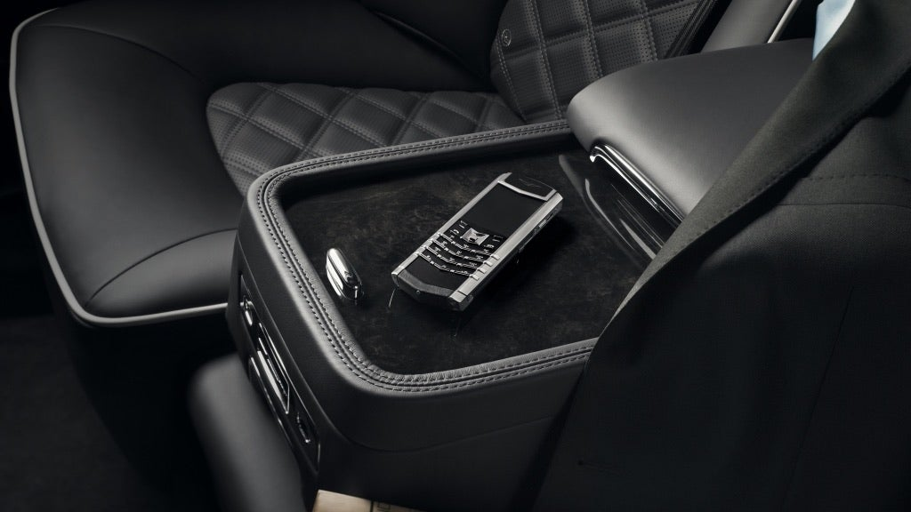 Ridiculous Rich Person Phone Brand Vertu Somehow Continues To Exist