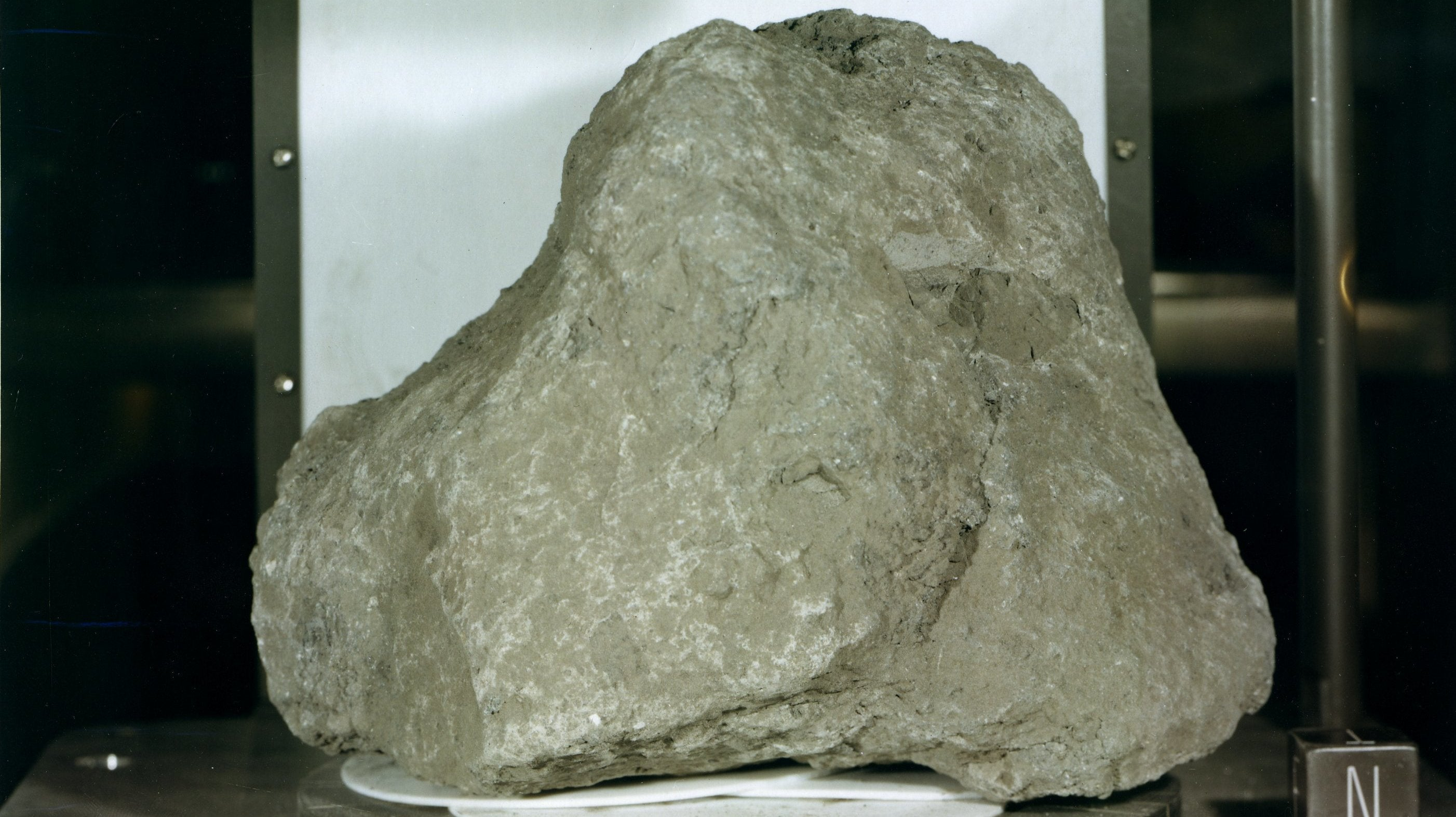 Apollo Astronauts May Have Brought A Piece Of Ancient Earth Back From The Moon