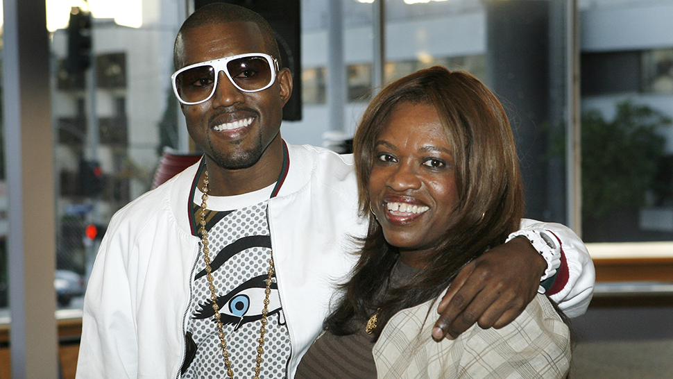 Kanye's Making A Video Game About His Mum's Journey Through Heaven