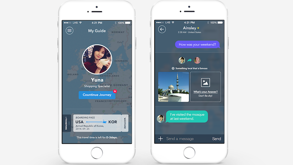 Wayfare Shows You the World by Connecting You With People Far Away