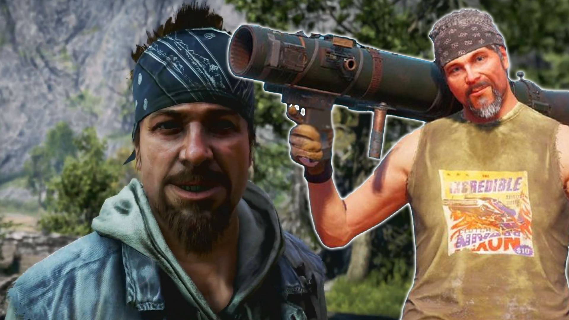 Hurk Has Become The Mascot Of Far Cry