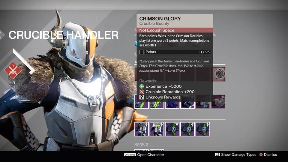 Destiny's Valentine's Day Event Is Full Of Love And Murder