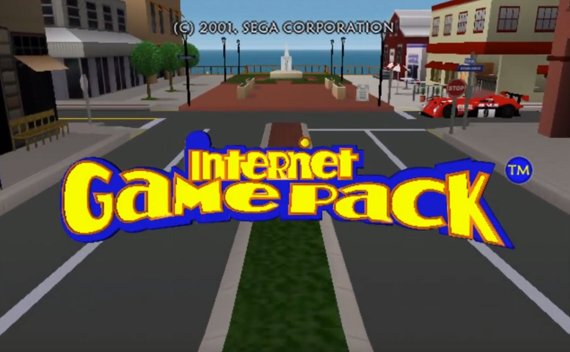Cancelled Dreamcast Game Looks Like An Online Pioneer