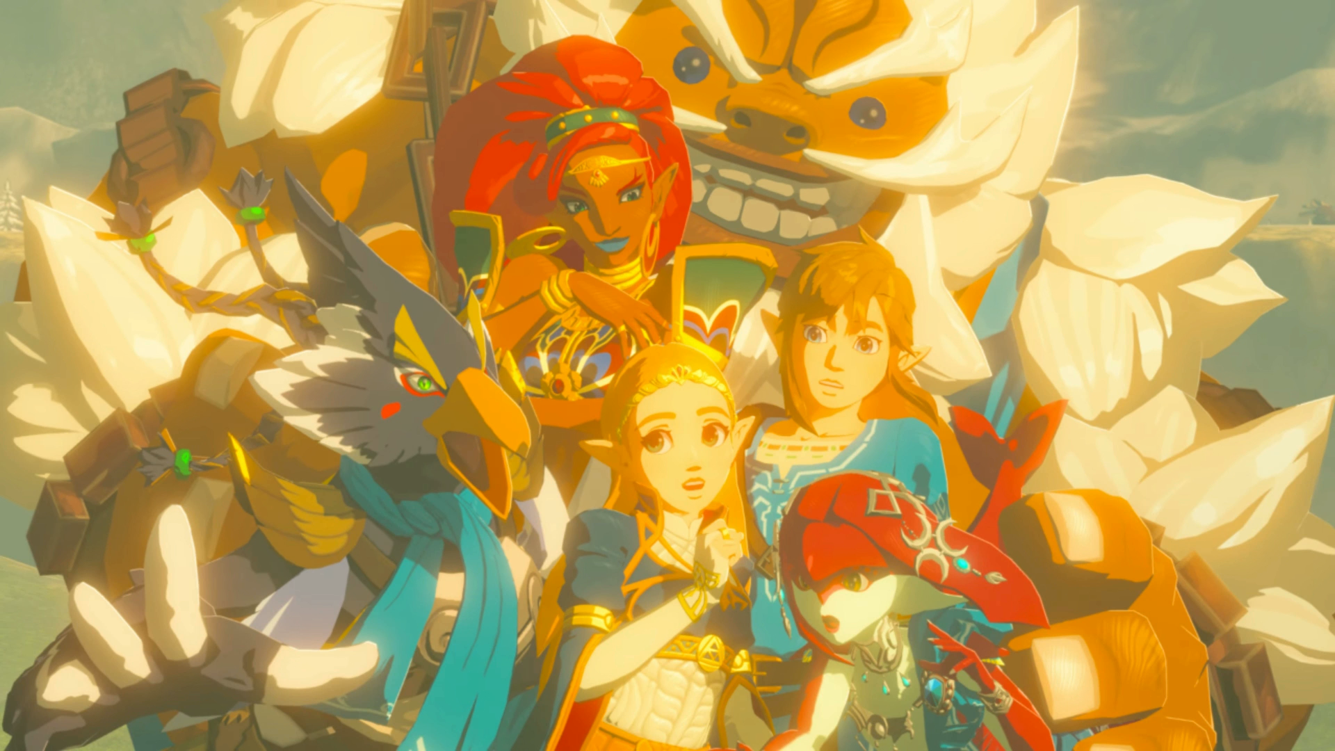 The Legend Of Zelda: Breath Of The Wild: The Champions' Ballad: The Kotaku Review