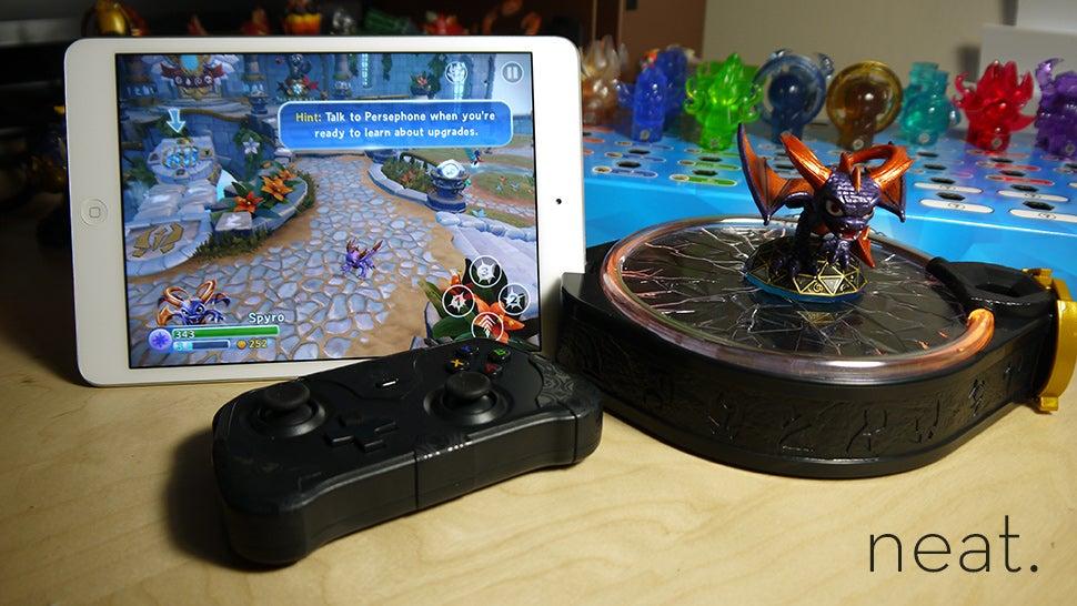 Tablet Is The Best Way To Play Skylanders: Trap Team