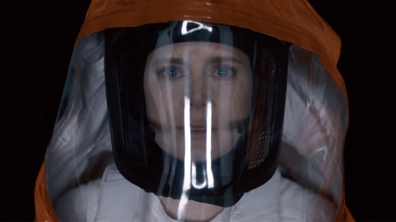 The First Clips From Denis Villeneuve'sArrivalAre Tense As Hell