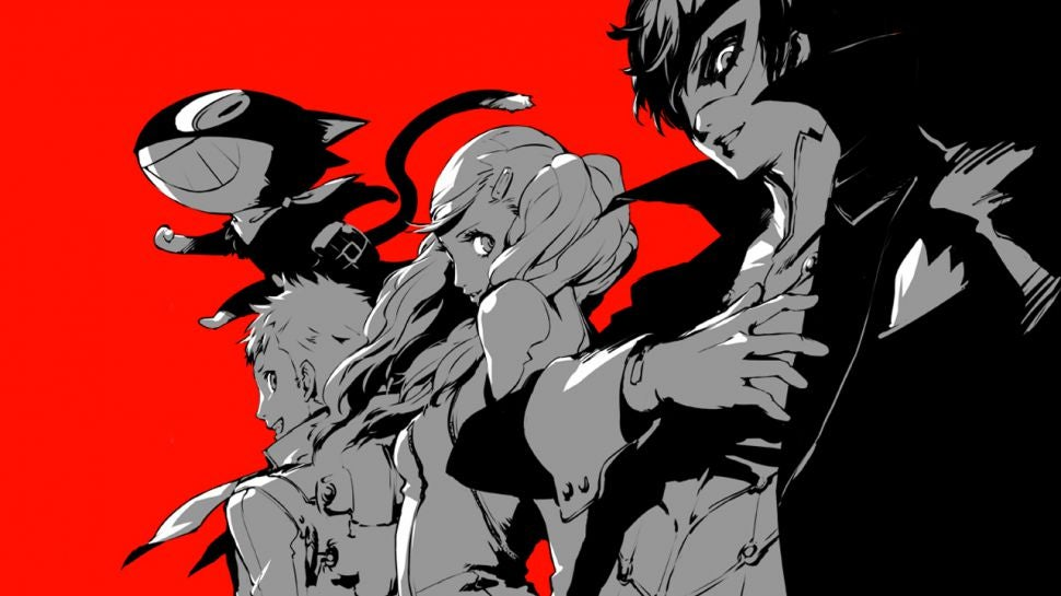 Persona 5 Delayed To April