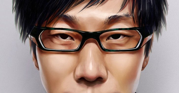 Kojima Is Watching You. Always Watching.
