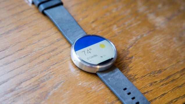 Soon, You'll Be Able to Build Your Own Moto 360 Smartwatch