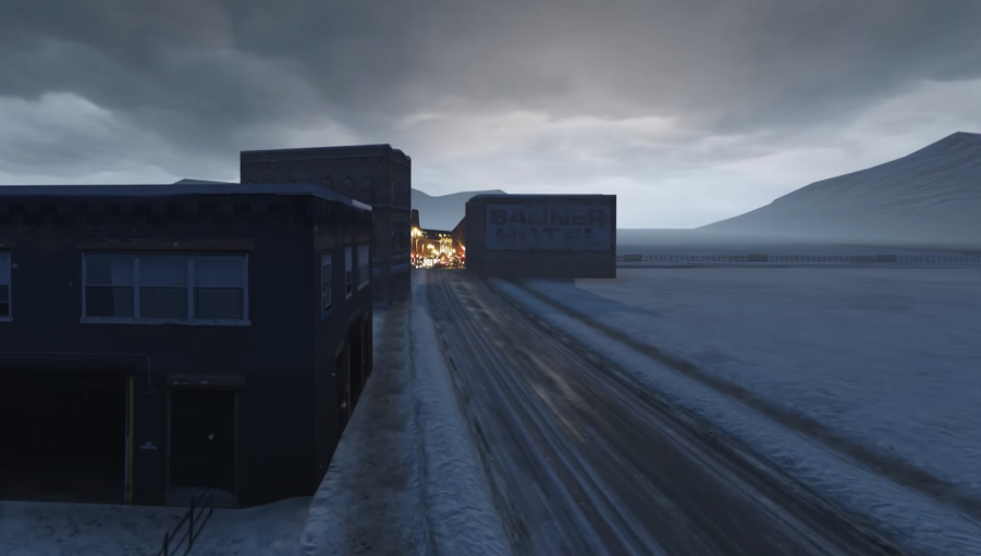 GTA 5's North Yankton Is Beautifully Incomplete