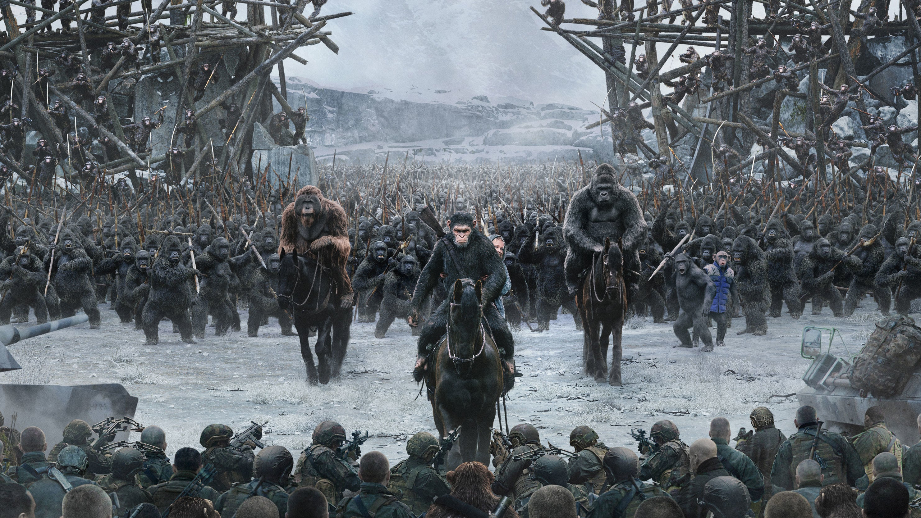 Why War For The Planet Of The Apes Ended The Way It Did (And Where It Could Go Next)