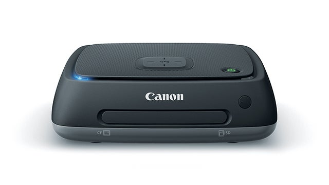 Canon Connect Station Lets You Easily View Photos on Your TV