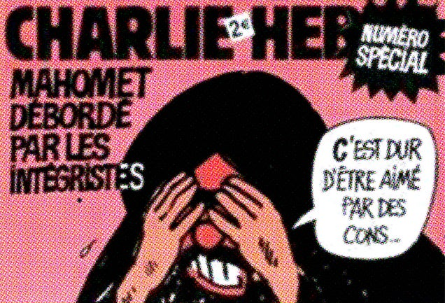 How Charlie Hebdo created the cover that made them a terrorist target