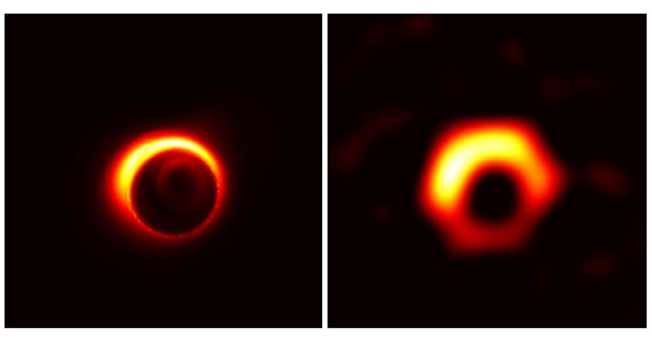 Sagittarius A Bild