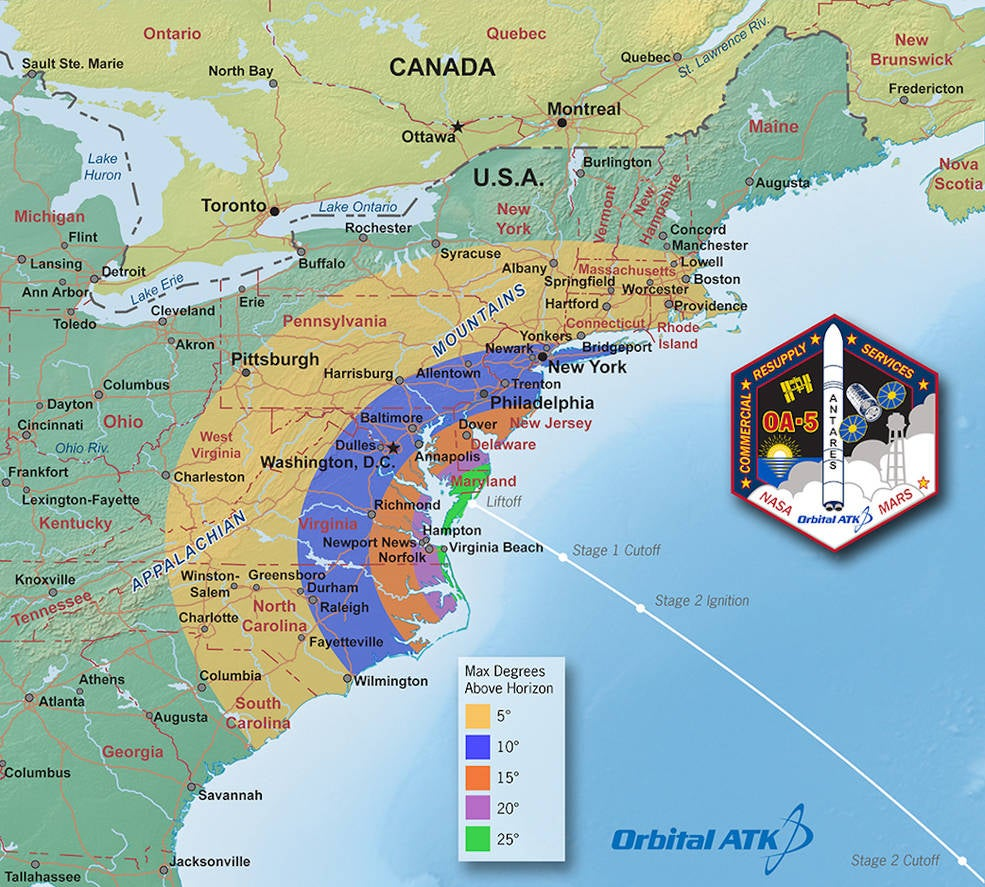 wallops flight facility map with Watch The Antares Rocket Launch To The Iss Live on Global Hawk Payload in addition H2012 Sandy prt also H2012 Sandy as well How To Watch The Spectacular Minotaur Night Launch On Nov 19 With Record Setting 29 Satellite Payload together with Start.