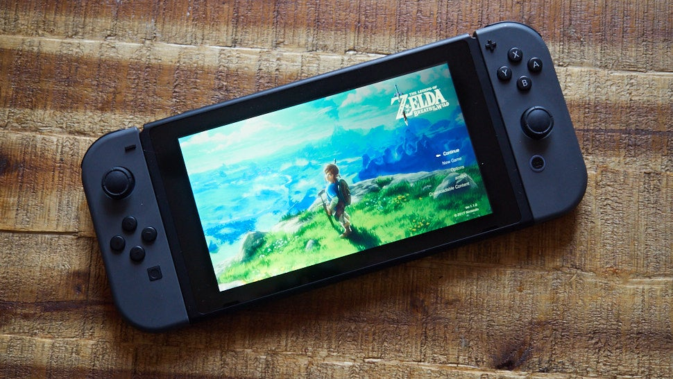 Nintendo Switch Update Brings Button Remapping, Easier SD Card Transfer, And Animal Crossing Icons