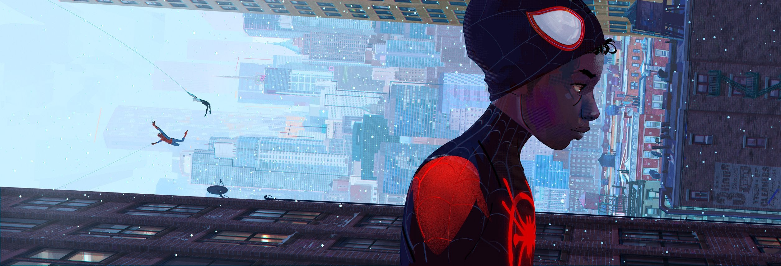 The Art Of Spider-Man: Into The Spider-Verse