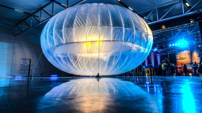 Alphabet X's Project Loon Has Provided Internet To 100,000 People In Puerto Rico