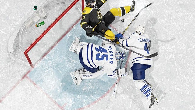 EA's New Hockey Game Missing Crucial Features, Fans Upset