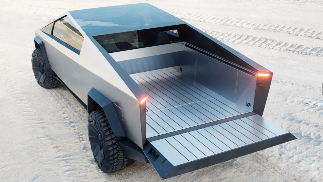How The Tesla Cybertruck Hypothetically Measures Up To Ford F-150 And Other Real Pickups