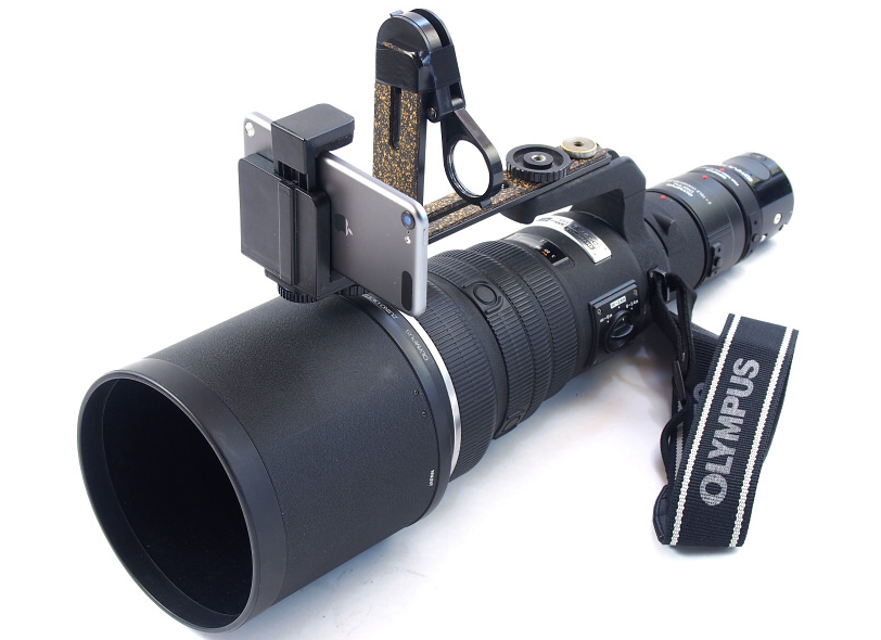 A Rocket Launcher Camera Rig Shoots Photos With Deadly Precision