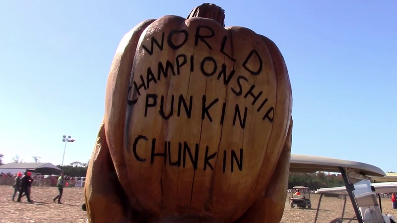Science Channel Cancels Holiday Special After Grisly Pumpkin Cannon Accident