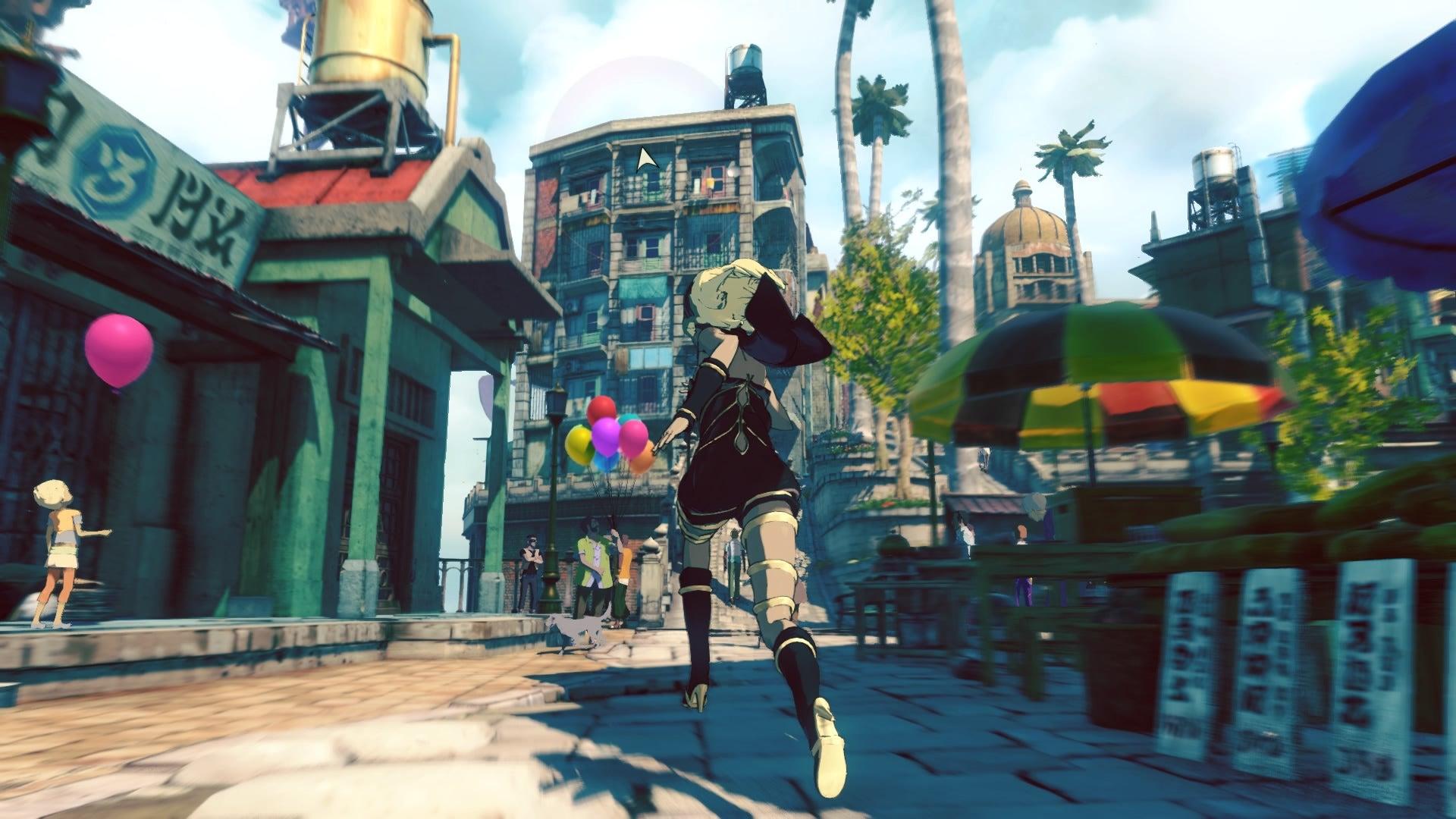 Gravity Rush 2 Players Race To Unlock Items Ahead Of Server Shutdown